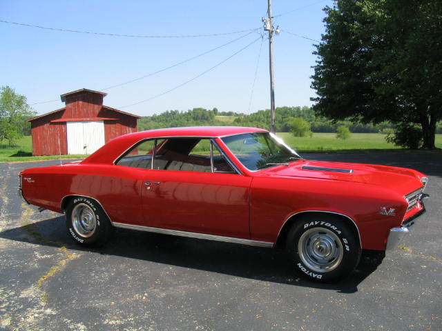 Herman's Classic Cars LLC Good Old Muscle Cars for the Money