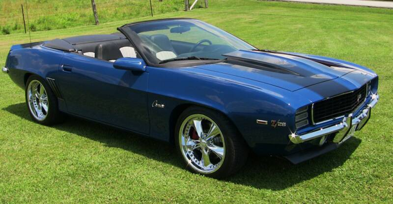 Herman S Classic Cars Llc Good Old Muscle Cars For The Money